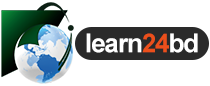 logo of learn24bd